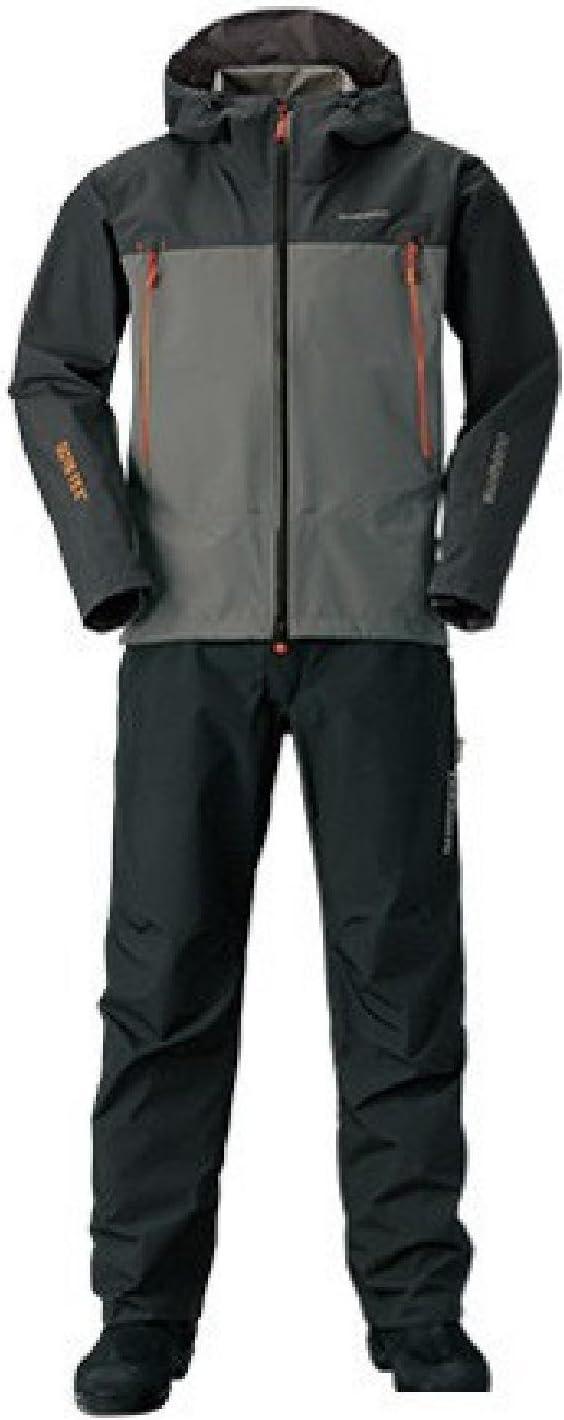 シマノ(SHIMANO) GORE-TEX® ベーシックスーツ RA-017R ブラック XLs