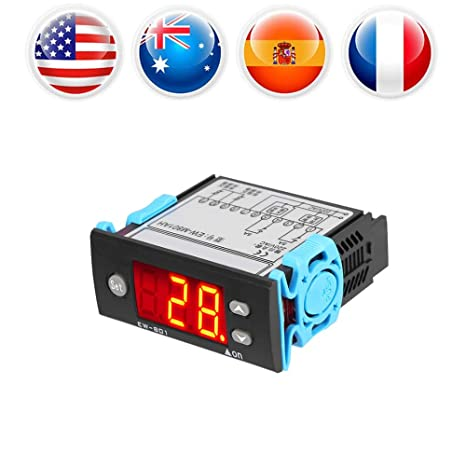 Maslin Solar Water Heater Temperature Controller Thermostat