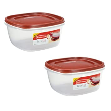 amazon com rubbermaid 085275709254 easy find lid food storage