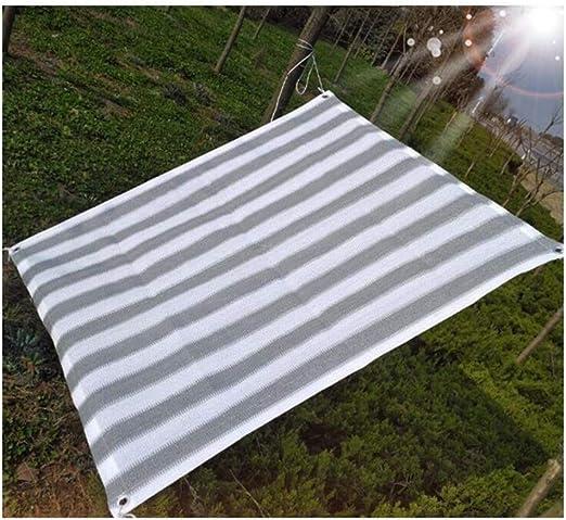 BWHTY Protector de Pantalla Sombrilla Blanco Sombra Red Protector Solar Cubre Ojal Plegable Jardín Exterior 10 tamaños (Color: A, Verde: 2x3M): Amazon.es: Hogar