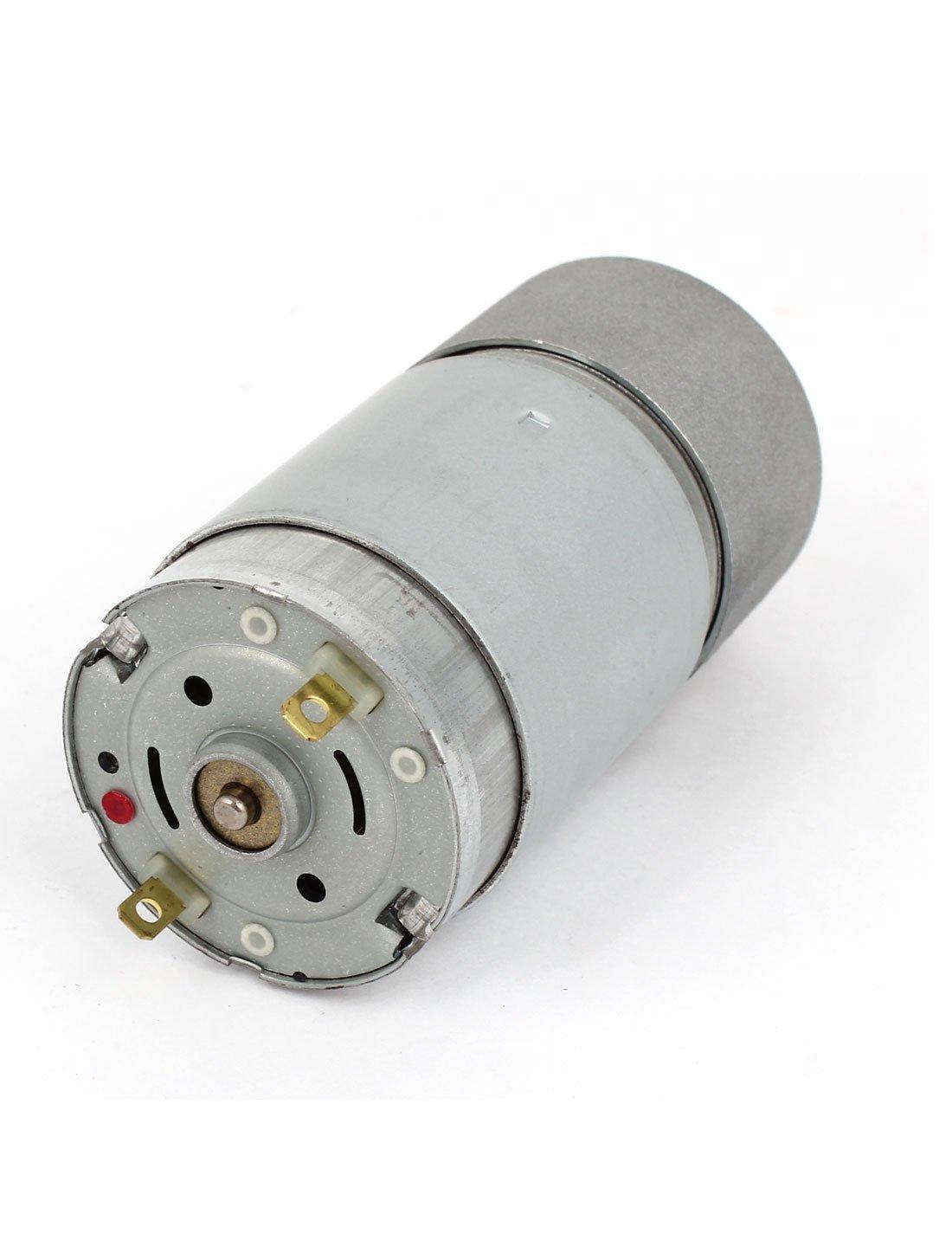eDealMax 24V DC 300RPM Permanente magnética Motorreductor 37ES la pieza de reparación - - Amazon.com