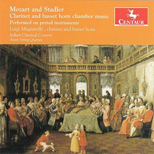 Mozart and Stadler: Clarinet & Basset Horn Chamber - Horn Basset
