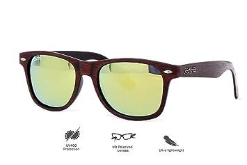 Catania Occhiali Gafas de Sol Polarizadas - UV400 (100% UVA UVB) - Incluye