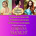 The Undaunted Debutantes Series: Books 1-3 Audiobook by Christina McKnight Narrated by Anne Marie Damman