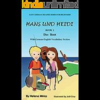 Hans und Heidi: Book 1 Das Boot (German Edition)