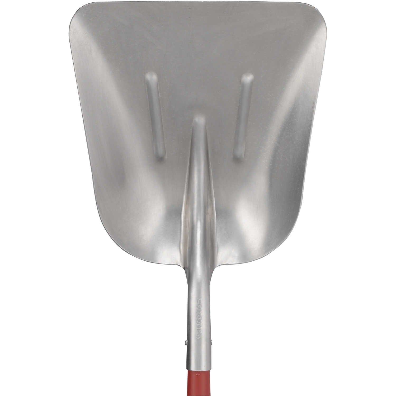 Corona Aluminum Scoop Shovel 30'' Fiberglass Handle
