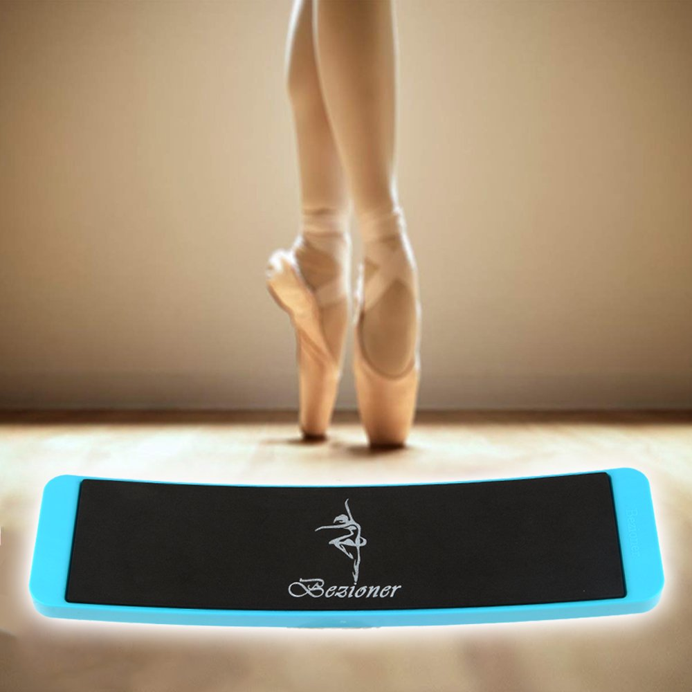 Bezioner Ballet Turn Board Premium Pirouette Turnboard with Carry Bag in a Gift Box for Dancers