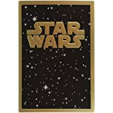 Hallmark Star Wars Birthday Card 'May The Force Be With You' - Medium
