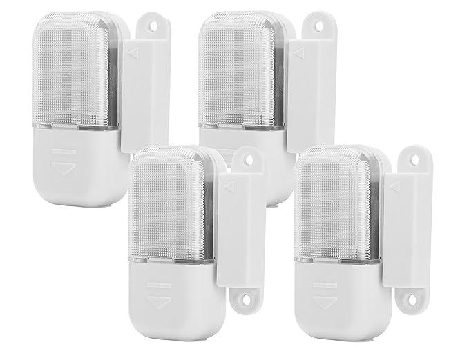 Set di luci led cassetto armadio con interruttore magnetico