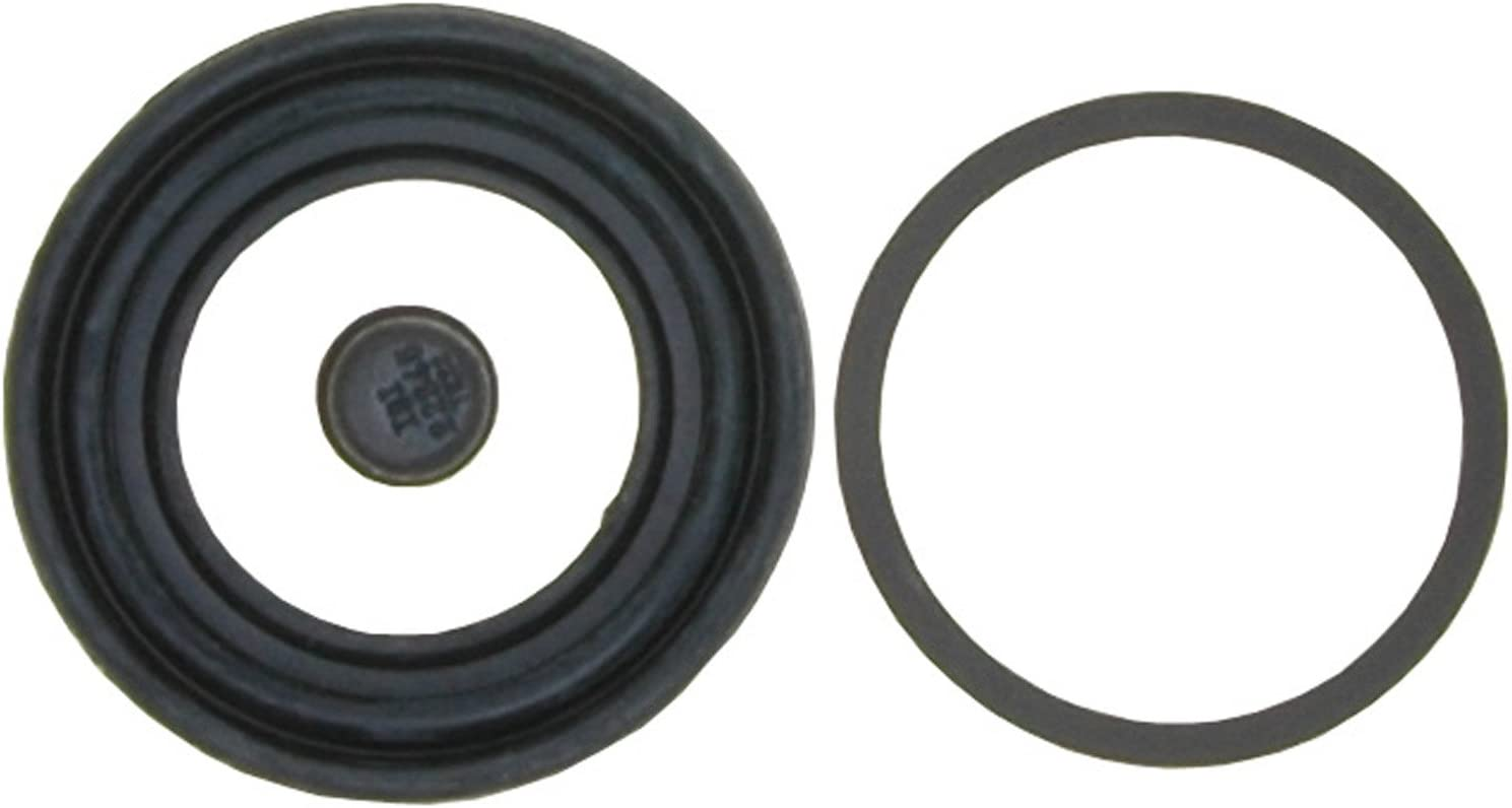 ACDelco 18G201 Professional Rear Disc Brake Caliper Boot and Seal Kit with Boot and Cover Seal
