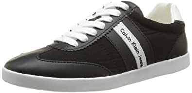 Chaussures Calvin Klein Jeans noires homme wSD6955pu