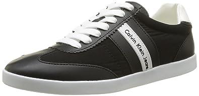 a3db47466aa1b6 Calvin Klein Jeans Ace, Baskets mode homme: Amazon.fr: Chaussures et Sacs