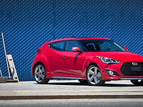 2012 Hyundai Veloster Turbo: A True Hot Hatch? ()