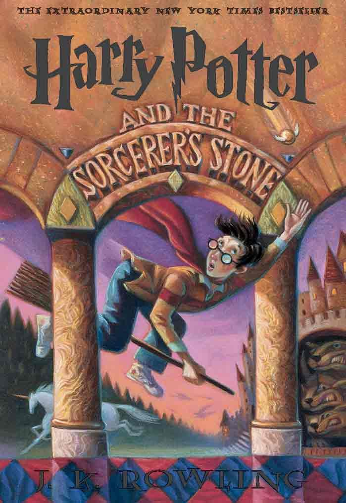Harry Potter and the Sorcerers Stone: Amazon.es: Rowling, J. K. ...