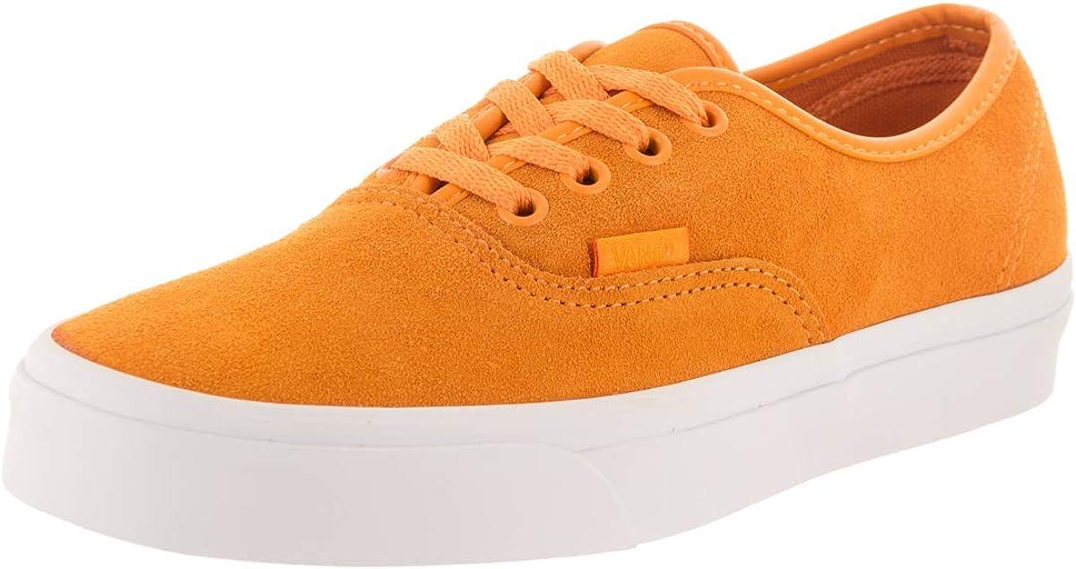 Vans Unisex Authentic (Soft Suede) Skate Shoe