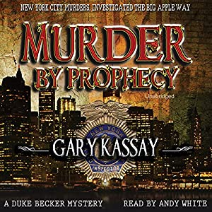 Murder by Prophecy Audiobook