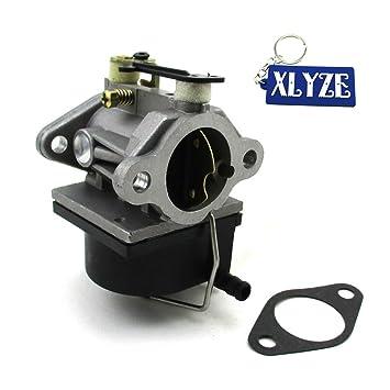 xlyze con junta para carburador para Tecumseh 640065 A ...