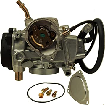 amazon com carburetor yamaha kodiak 450 yfm 450 4x4 4wd 2003 2004 carburetor yamaha kodiak 450 yfm 450 4x4 4wd 2003 2004 2005 2006 yfm450 atv carb
