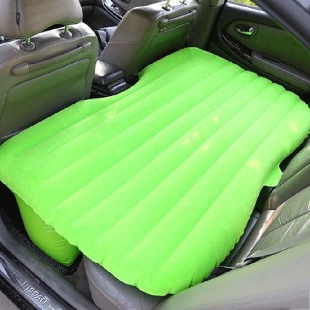 XULO Auto-aufblasbare Matratze Auto-Luft-Bett-Kissen-bewegliches Gepolstertes Kampierendes Luft-Bett-Reise-Schlaf-Rest