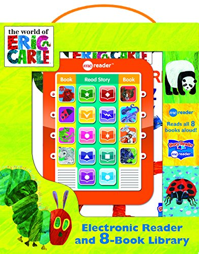 The World of Eric Carle Electronic Reader and 8-Book Library 9781450897815
