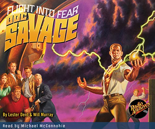 Doc Savage #1: Flight Into Fear