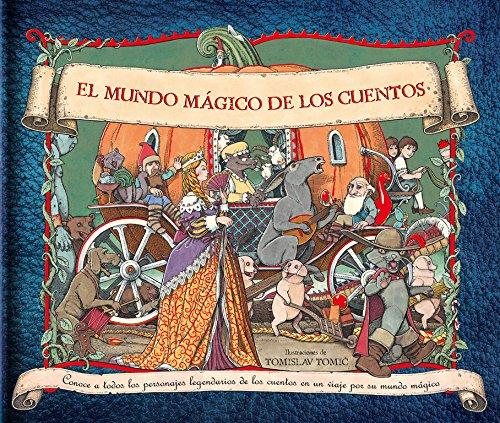 El mundo mágico de los cuentos (Clasicos De Siempre) por Varios autores,Centre d'Edició S.L.; Àtona