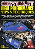 Chevrolet High Performance Tips and Techniques, R. M. Clarke, 1855200775