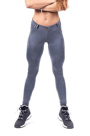 484aae5241774 Nebbia Bubble Butt Pants Leggings für Damen, Sport-Hose, Trainings-Hose für  Frauen 253