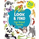 Our Animal Friends (Look & Find)
