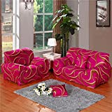 XH@G Home decoration combination sofa cover four seasons all - inclusive anti - skid stretch full cover fabric sofa cover , 2 , 235300cm four