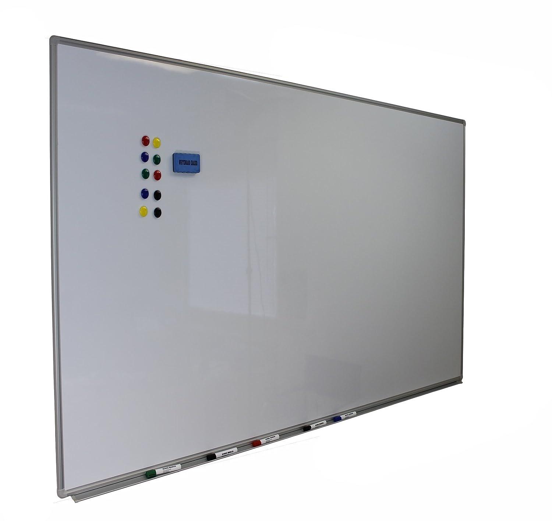 Dynamic-Wave Whiteboard 120cm x 90cm mit Alurahmen, magnetisch ...