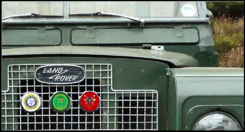 Royale de voiture grille badge RAC Royal automobile Club B2.1332