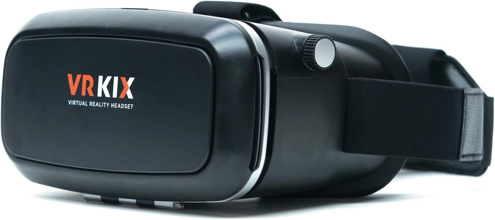 amazon com vrkix virtual reality 3d glasses vr headset for 360