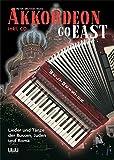 Akkordeon Go East Bookcd Set
