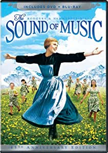 The Sound of Music (45th Anniversary Edition) [Blu-ray]