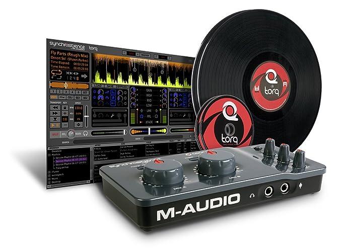 Amazon.com: maudio Torq connectiv vinilo CD PACK – 9900 ...