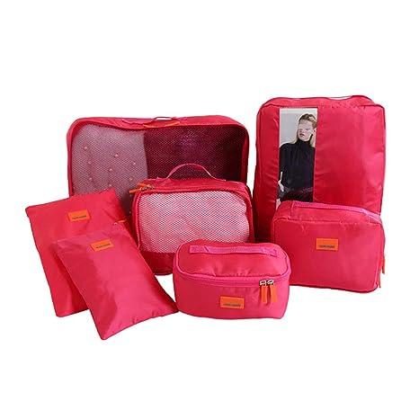 Wuxingqing Organizadores para Maletas Packing Cube System ...