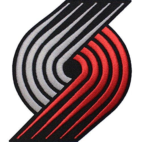 Blazers Basketball Schedule: Portland Trail Blazers Logo Basketballs