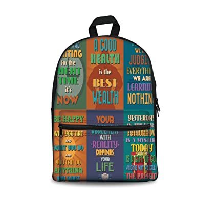 Amazoncom Design The Fashion Fo Kids Back To School Backpack