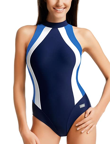 206baf0dabea GWinner - Traje de natación para Mujer