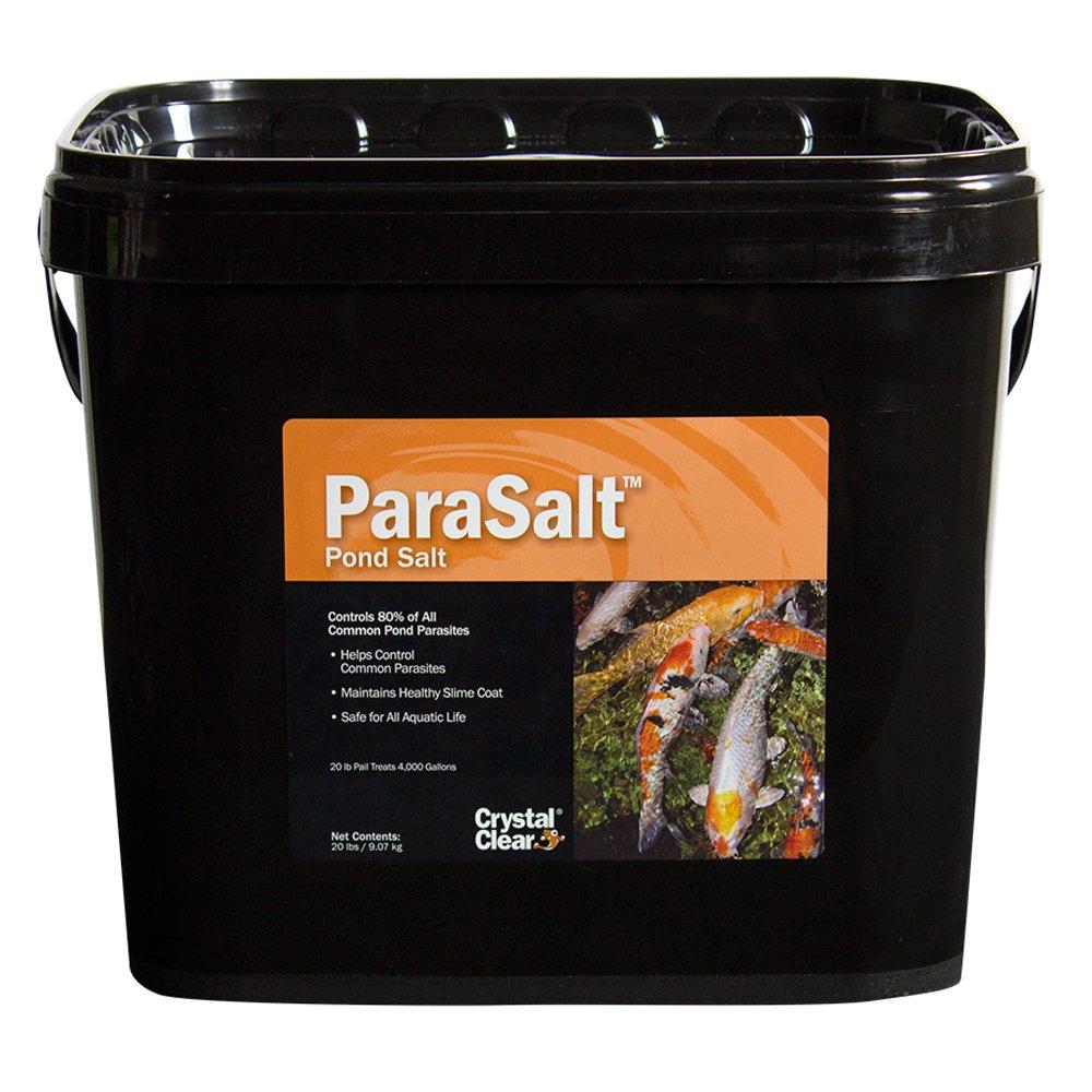 CrystalClear ParaSalt, 20 lb by CrystalClear
