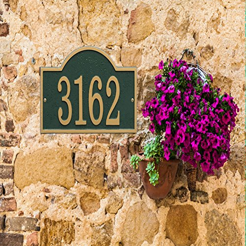 The 8 best address plaques