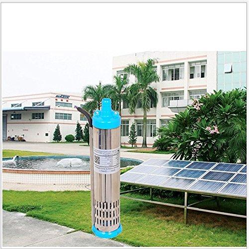 DC Brushless Solar Water pump DC 24v 3m3/hour solar subme...