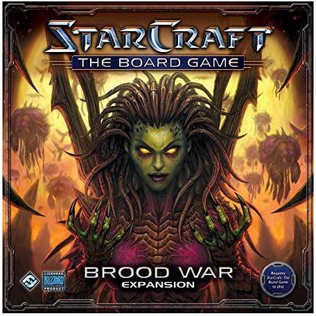 StarCraft: Brood War Board Game: expansion: Amazon.es: Juguetes y juegos
