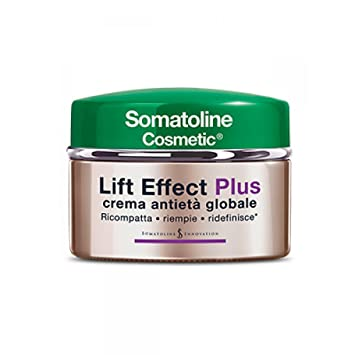look out for crazy price incredible prices Somatoline Cosmetic Lift Effect Plus Pelle Secca - 50 ml