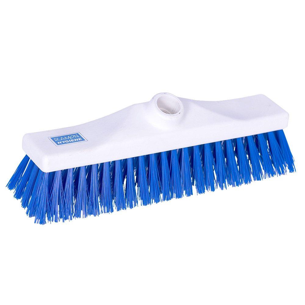 Blue Stiff Broom Head Viva Brite