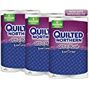 Quilted Northern Ultra Plush Supreme Toilet Paper, 24 Supreme Rolls (Three 8-roll packages), Equivalent to 92+ Regular Rolls--Packaging May Vary