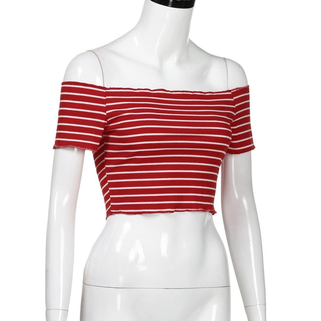 Snowfoller - Camiseta de manga corta para mujer con diseño de ...