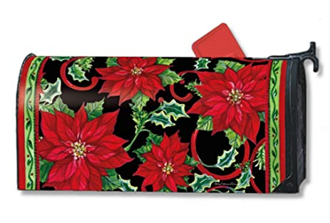 mailwraps christmas tradition mailbox cover 07922