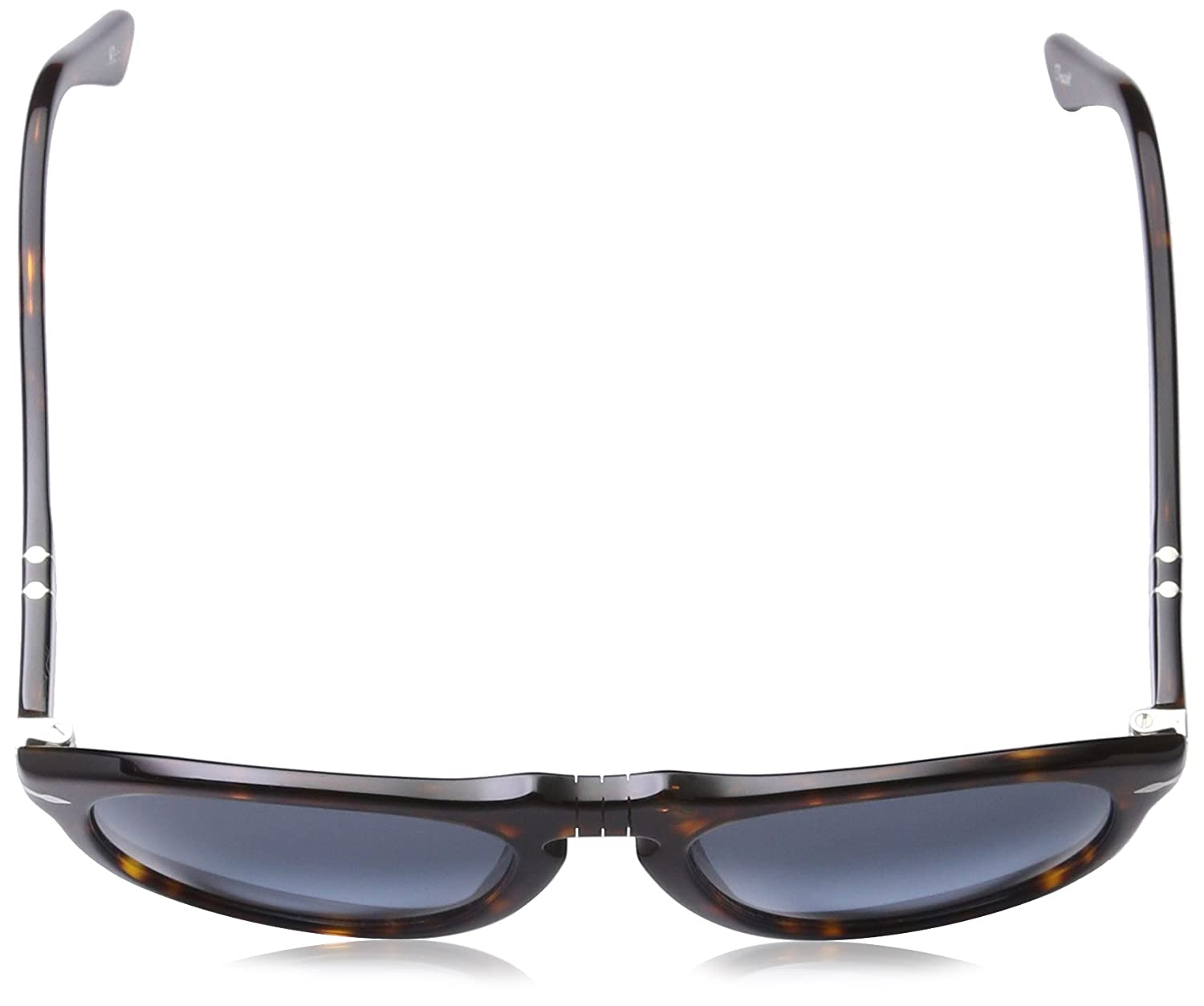 648be7624a Amazon.com  Persol PO649 Sunglasses 95 32 Shiny Black frame with Gray  Gradient lenses 54mm  Sports   Outdoors